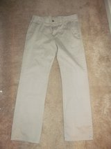 Boys size 14 husky Chaps khakis in Fort Benning, Georgia
