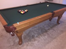 Pool Table in Fort Knox, Kentucky