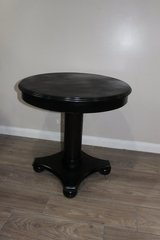 Black Side Table in Spring, Texas
