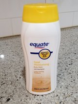 EQUATE Moisturizing Body Wash Shea Butter in Quantico, Virginia