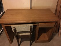 Nice solid oak Pc desk in Fort Campbell, Kentucky