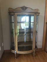 China cabinet in Hopkinsville, Kentucky