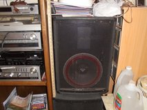 Cerwin-Vega Professional  sound system speakers in Alamogordo, New Mexico
