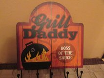 Grill daddy sign in Naperville, Illinois
