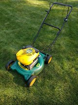 "Yardman 20"" Gas Push Lawn Mower in Schaumburg, Illinois"