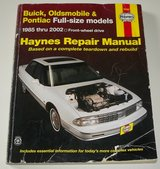 Haynes Repair Manual 1985-2002 in Aurora, Illinois