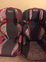 Graco adjustable car seat in Clarksville, Tennessee