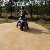 2014 Dyna Lowrider in Fort Rucker, Alabama