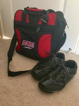 Solo Bowling Bag & Women's bowling shoes in Honolulu, Hawaii