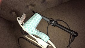 Hair dryer and curling wand in Fairfield, California