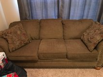 Flexsteel couch in Fort Campbell, Kentucky