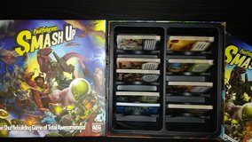 Smash Up Card Game. Excellent Condition in Wheaton, Illinois