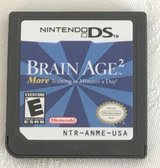 Nintendo DS Brain Age 2 Game in Okinawa, Japan