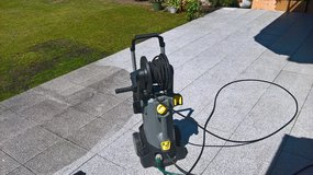 POWERFUL PRESSURE WASH - PATIO, BALCONY, PORCH, DRIVEWAY, WALK WAY, FACADE, FENCE, GATE, GARAGE in Ramstein, Germany