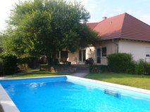Katzweiler, Single-Family-House with Swimming-Pool in Ramstein, Germany