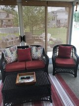 4 patio cushions and pillows in Glendale Heights, Illinois