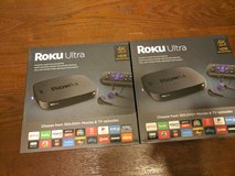 Roku ultra in Fort Drum, New York