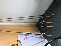 allstar/st croix rods shimano plueger reels in Perry, Georgia