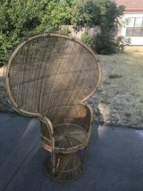 Peacock Chair in Vacaville, California