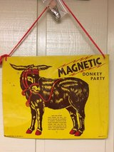 1950's MAGNETIC DONKEY PARTY in Naperville, Illinois