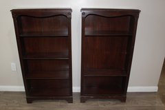Pair of Bookshelves in Kingwood, Texas