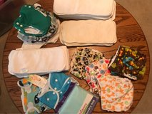 large cloth diaper bundle in Conroe, Texas