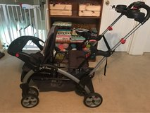 Stroller- excellent condition sit and stand in Conroe, Texas