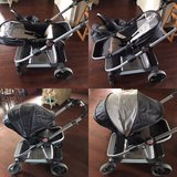 awesome stroller/car seat travel system in Conroe, Texas