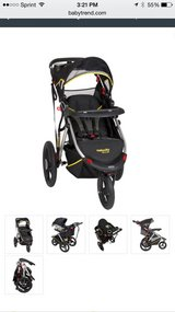 BRAND NEW jogging stroller in St. Charles, Illinois
