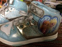 Girls Frozen High Top Sneakers in Fort Lee, Virginia