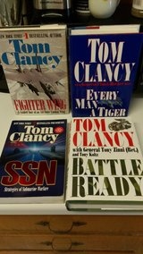 Tom Clancy books in Perry, Georgia