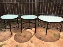 3Pcs Set Coffee & End Table in Fort Polk, Louisiana