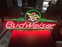 Wide Eagle AB Budweiser Neon 4' in Cherry Point, North Carolina
