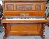 Antique Piano from R. Weissbrod Eisenberg in Ramstein, Germany