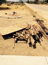 Free Scrap wood or firewood. in Yucca Valley, California
