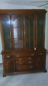 China cabinet in Lake of the Ozarks, Missouri