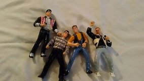 New Kids On the Block Hasbro action figures in Bellaire, Texas