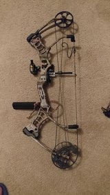 Bear Legion compound bow in Camp Lejeune, North Carolina