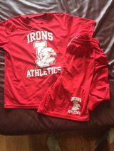 Irons Junior HIgh Boys Athletics RED in Bellaire, Texas