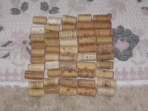50 used wine corks, not synthetic in Bolingbrook, Illinois