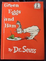 Vintage 1960 Dr Seuss Green Eggs and Ham in Yorkville, Illinois