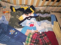 22-pieces of baby boy clothing 3-6 months in Camp Lejeune, North Carolina