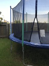 Price Reduced! Trampoline 6mths Old.  Decent condition. in Baytown, Texas