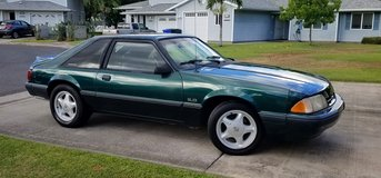1991 Ford Mustang 5.0 LX in Pearl Harbor, Hawaii