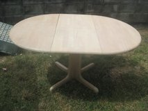 pure maple kitchen table/no chairs in Okinawa, Japan