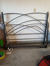 queen size bed frame in Vacaville, California