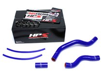blue silicone radiator hoses kit, new, for: 2001-2005 HONDA Civic $65 in Okinawa, Japan