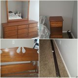 bed set queen size in Tacoma, Washington