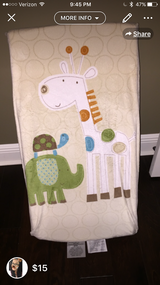 Diaper changing pad and cover in Fort Rucker, Alabama