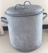 Antique 30 Liter German Boiling Pot in Okinawa, Japan